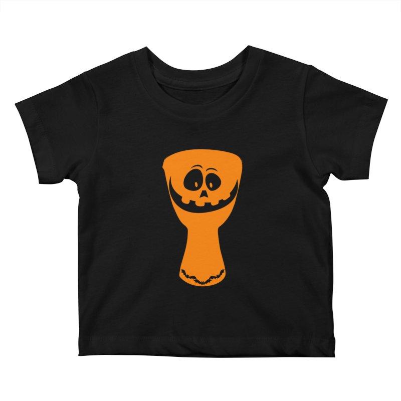 "LIMITED EDITION!  ""DJEMB-O-LANTERN"" Kids Baby T-Shirt by DJEMBEFOLEY Shop"