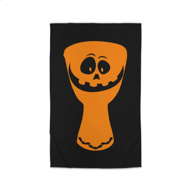 "LIMITED EDITION!  ""DJEMB-O-LANTERN"" Home Rug by DJEMBEFOLEY Shop"