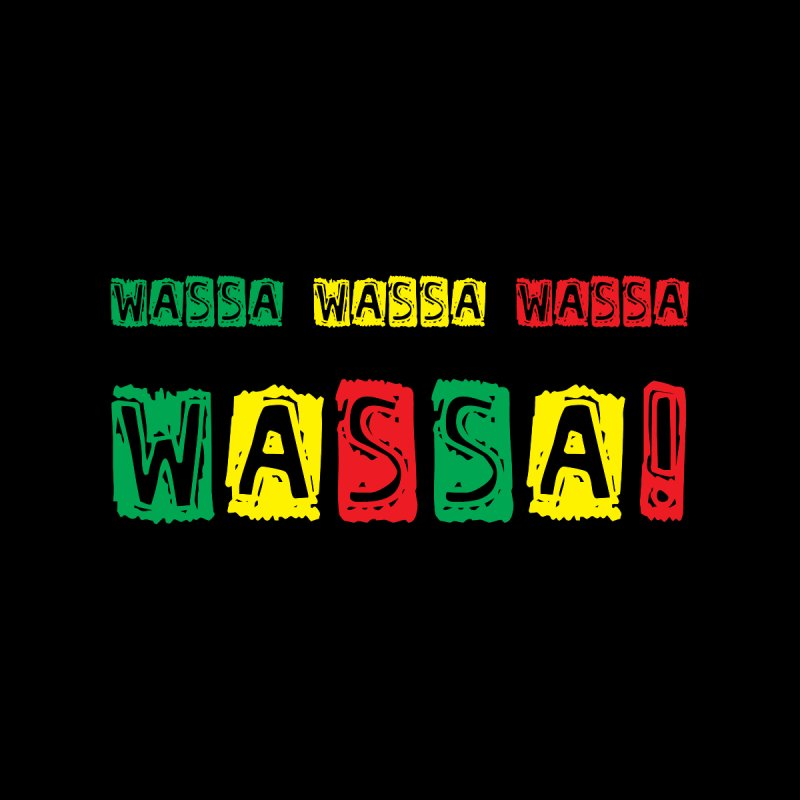 Wassa Wassa! Kids T-Shirt by DJEMBEFOLEY Shop