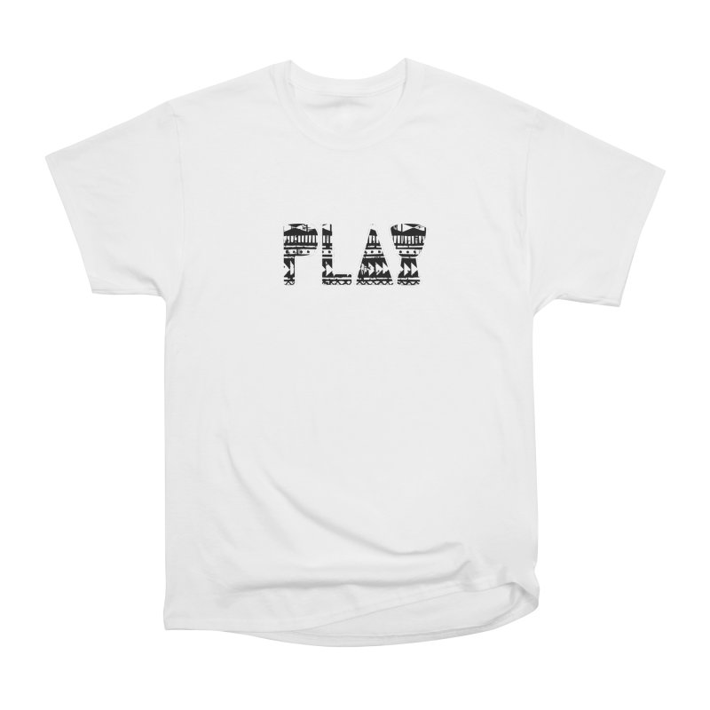 PLAY Women's T-Shirt by DJEMBEFOLEY Shop