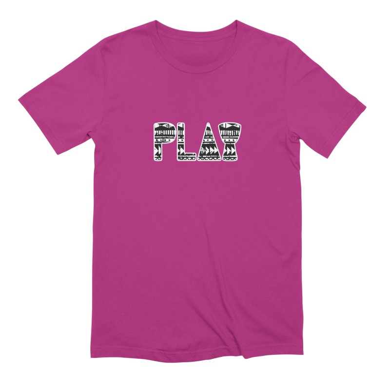 PLAY Men's T-Shirt by DJEMBEFOLEY Shop