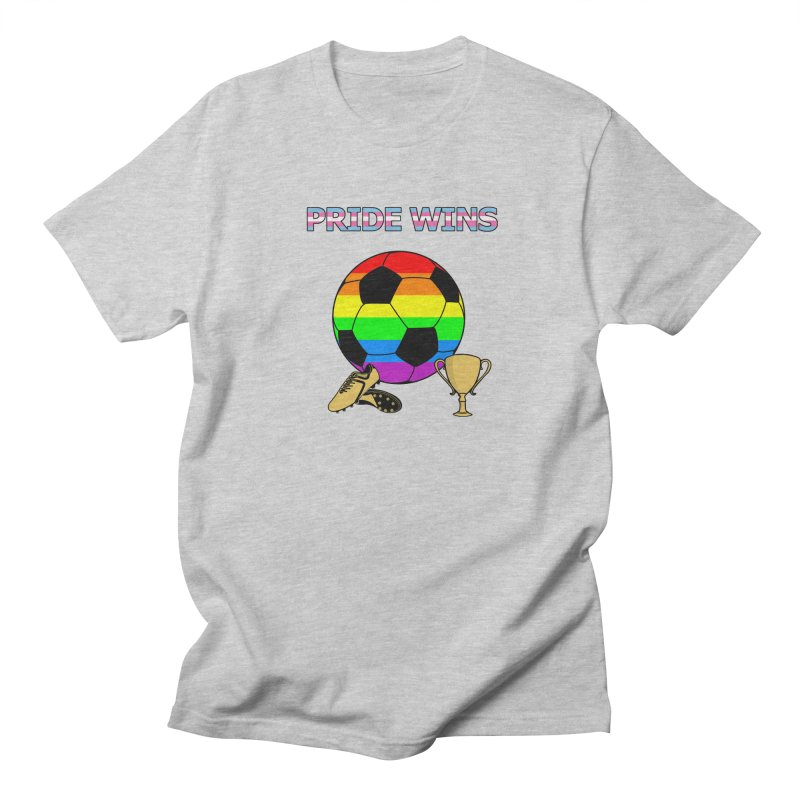 Win With Pride 2019 Men's Regular T-Shirt by ATL Geek Merch Shop