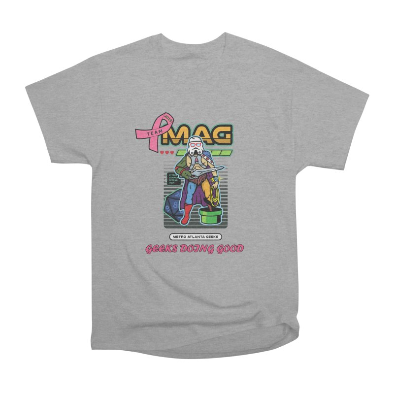 TEAM MAG 2019 Men's T-Shirt by ATL Geek Merch Shop