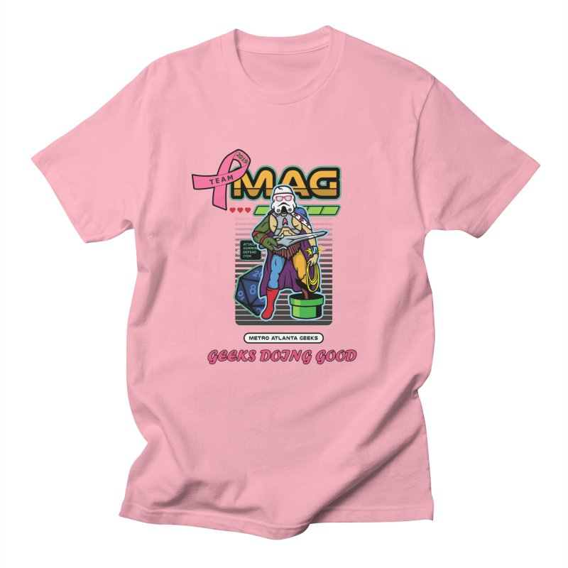 TEAM MAG 2019 Men's T-Shirt by ATL Geek Merch Shop