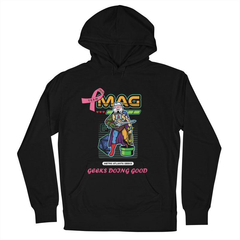TEAM MAG 2019 Women's French Terry Pullover Hoody by ATL Geek Merch Shop