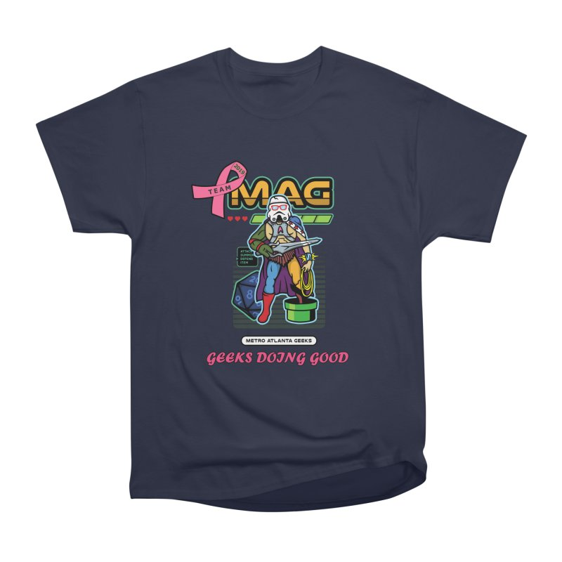 TEAM MAG 2019 Men's Heavyweight T-Shirt by ATL Geek Merch Shop