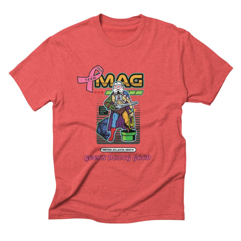 TEAM MAG 2019 Men's Triblend T-Shirt by ATL Geek Merch Shop
