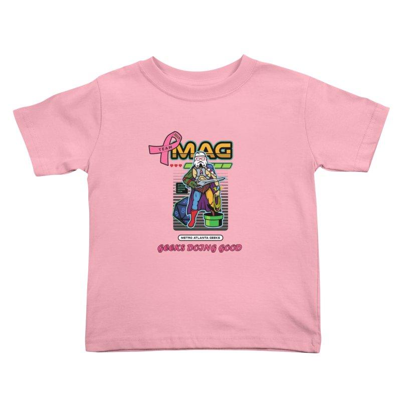 TEAM MAG 2019 Kids Toddler T-Shirt by ATL Geek Merch Shop