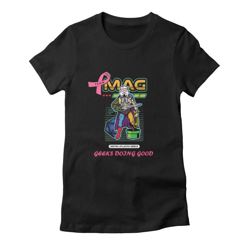 TEAM MAG 2019 Women's T-Shirt by ATL Geek Merch Shop