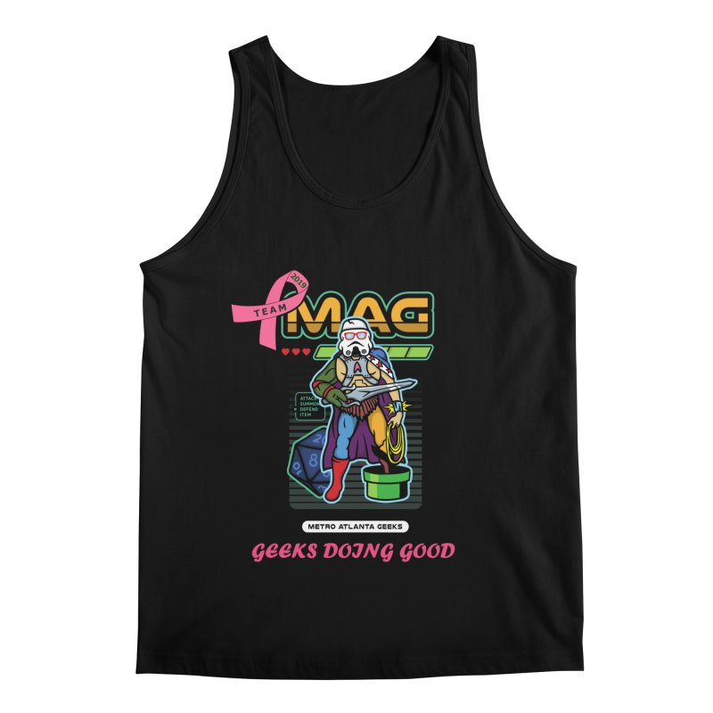TEAM MAG 2019 Men's Tank by ATL Geek Merch Shop