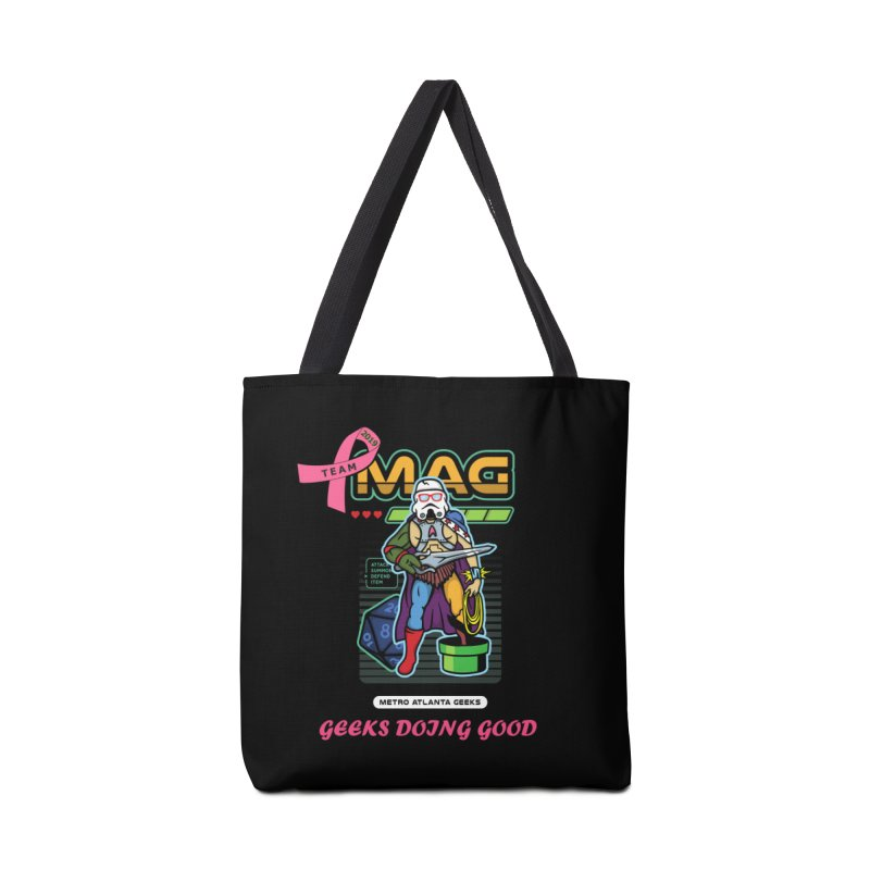 TEAM MAG 2019 Accessories Tote Bag Bag by ATL Geek Merch Shop