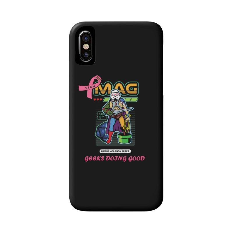 TEAM MAG 2019 Accessories Phone Case by ATL Geek Merch Shop
