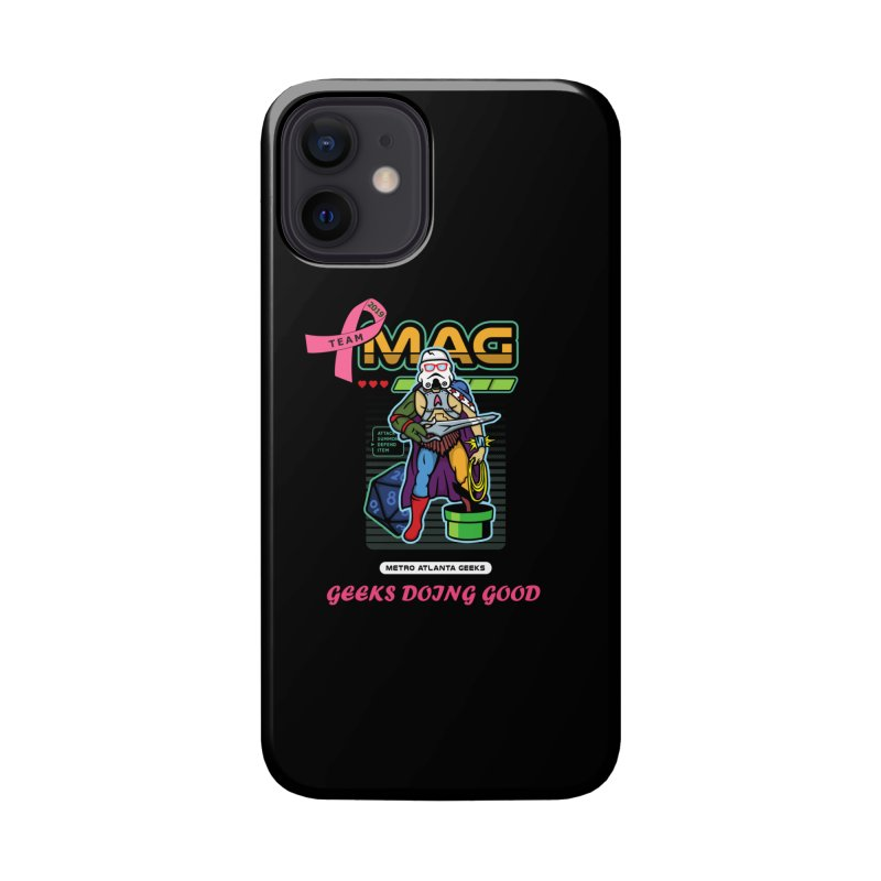 TEAM MAG 2019 Accessories Phone Case by ATL Geek Merch Shop
