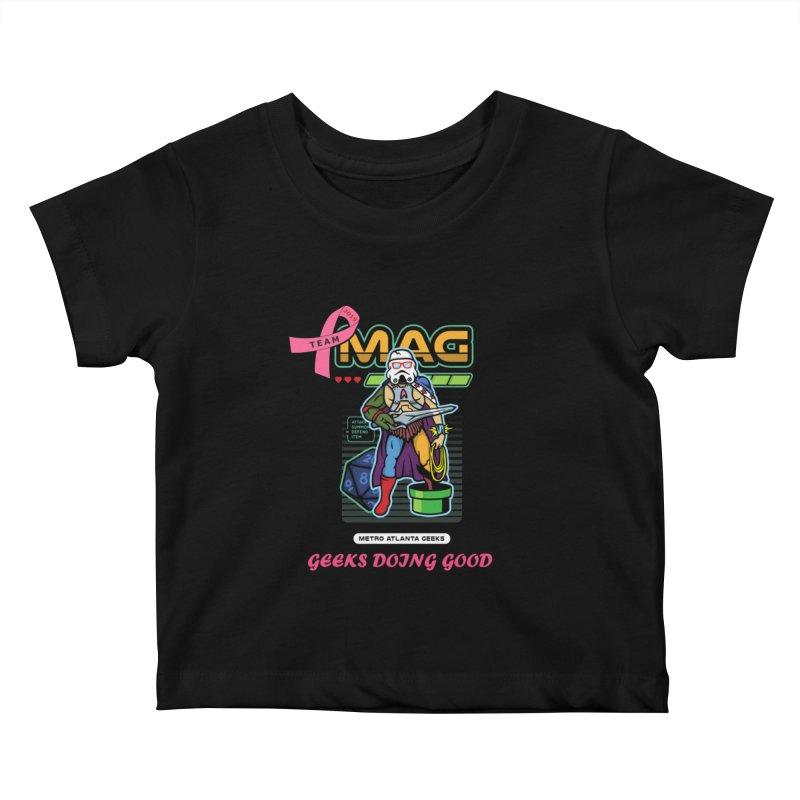 TEAM MAG 2019 Kids Baby T-Shirt by ATL Geek Merch Shop