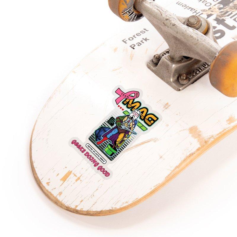 TEAM MAG 2019 Accessories Sticker by ATL Geek Merch Shop