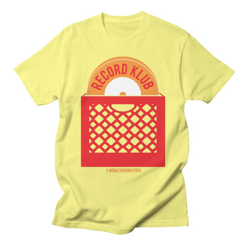 The Record Klub™ Women's T-Shirt by World Of Goodness