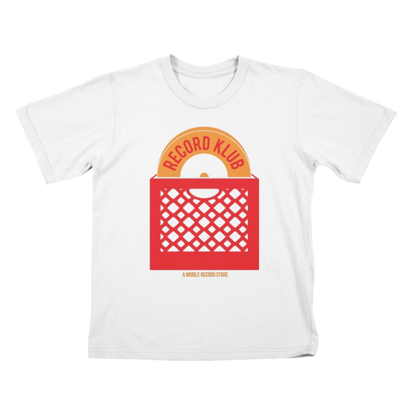 The Record Klub™ Kids T-Shirt by World Of Goodness
