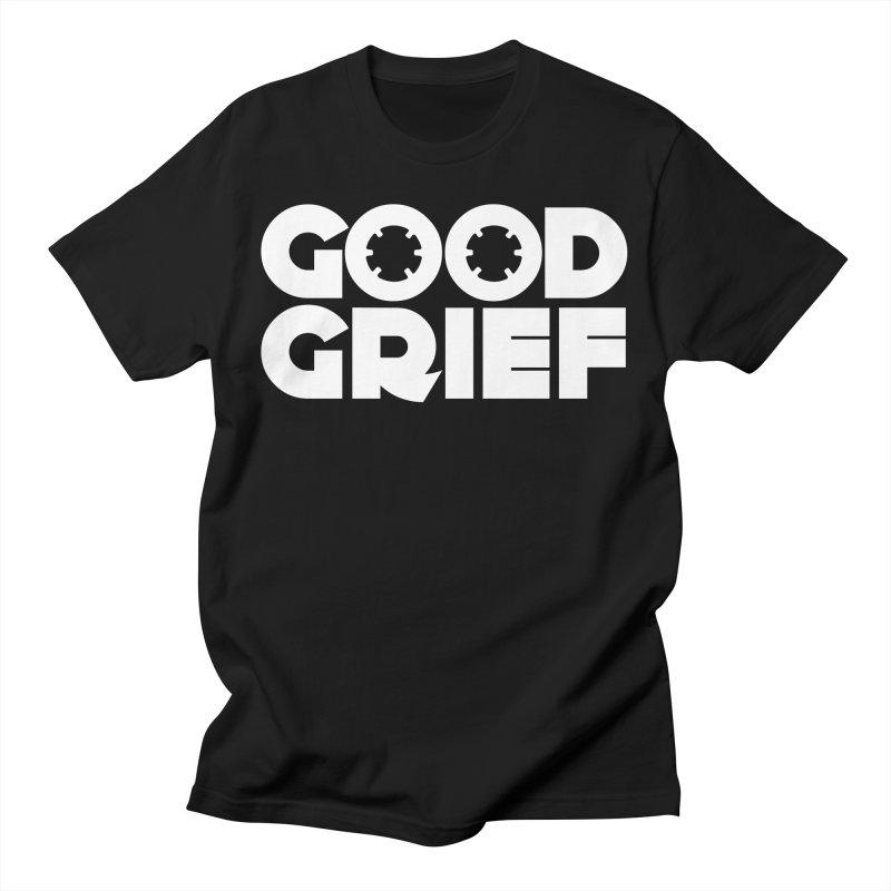 Dj Good Grief - Basic Black T-Shirt Women's T-Shirt by World Of Goodness