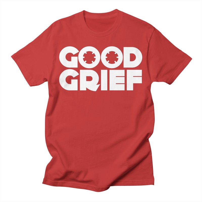 Dj Good Grief Red Maple T-Shirt Women's T-Shirt by World Of Goodness