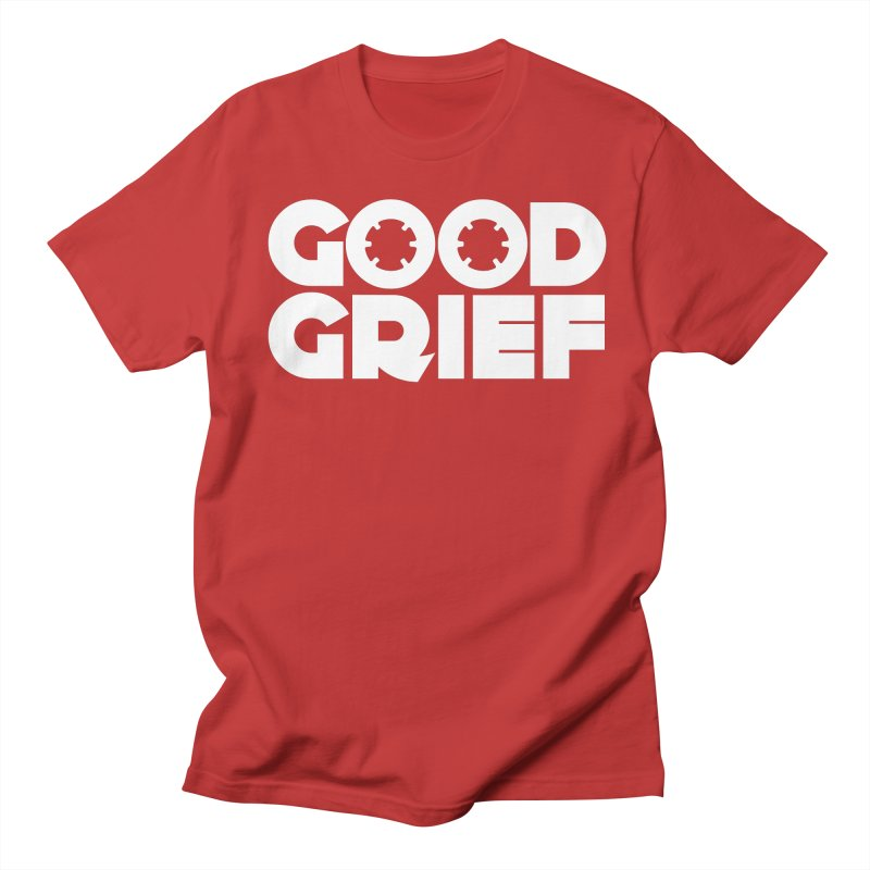 Dj Good Grief Red Maple T-Shirt Women's T-Shirt by World Of Goodness