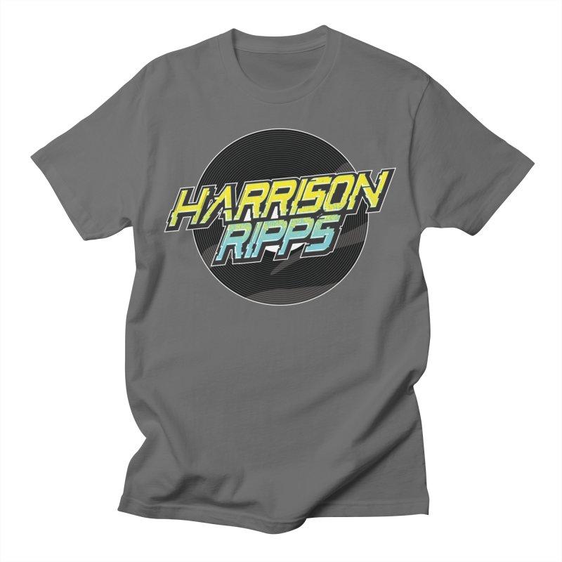 Logo Gear Men's T-Shirt by DJ Harrison Ripps