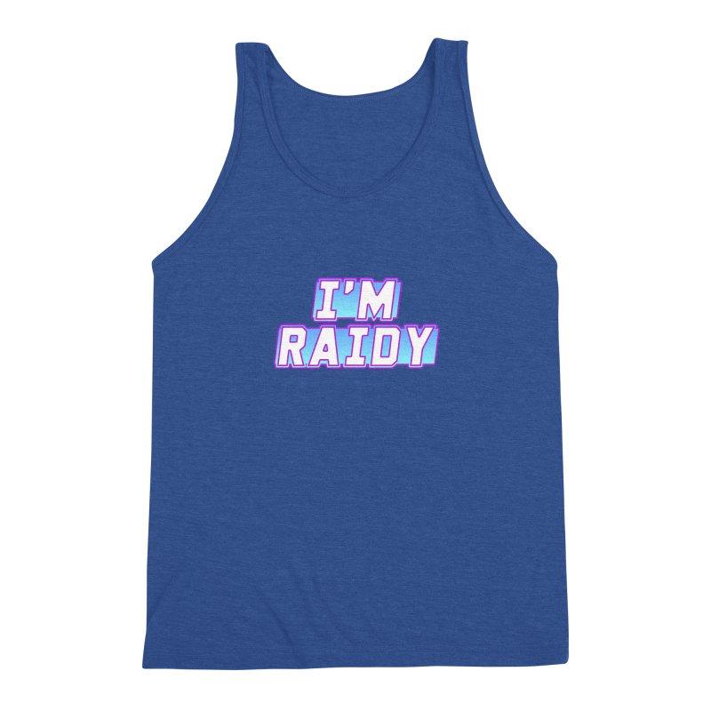 I'm Raidy Men's Tank by djillusive's Artist Shop