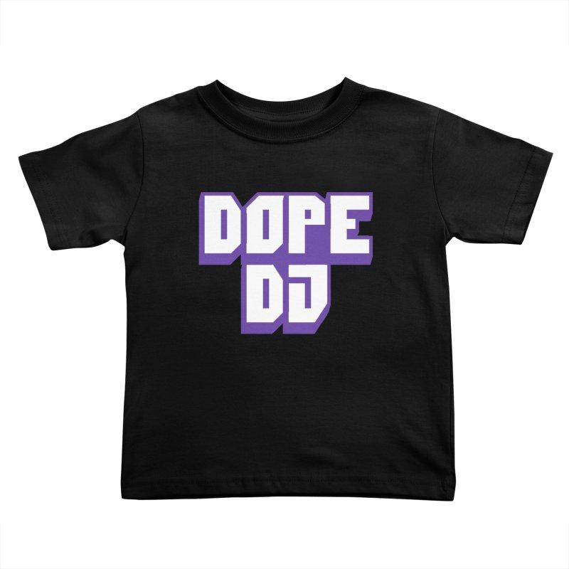 Twitch DJ Kids Toddler T-Shirt by djillusive's Artist Shop