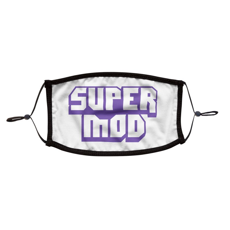 Super Mod Accessories Face Mask by djillusive's Artist Shop