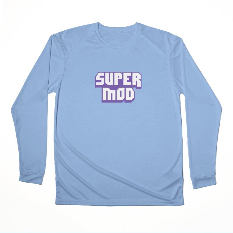 Super Mod Men's Longsleeve T-Shirt by djillusive's Artist Shop