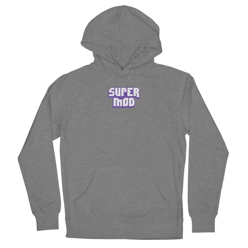 Super Mod Men's Pullover Hoody by djillusive's Artist Shop