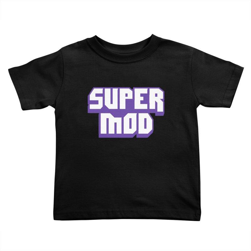 Super Mod Kids Toddler T-Shirt by djillusive's Artist Shop