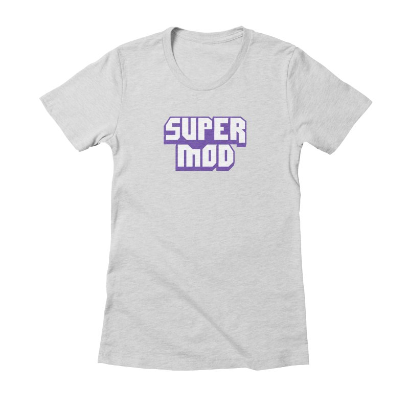 Super Mod Women's T-Shirt by djillusive's Artist Shop
