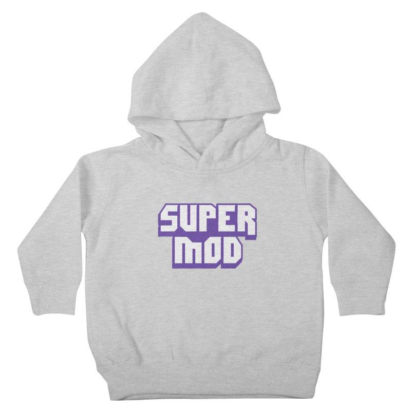 Super Mod Kids Toddler Pullover Hoody by djillusive's Artist Shop
