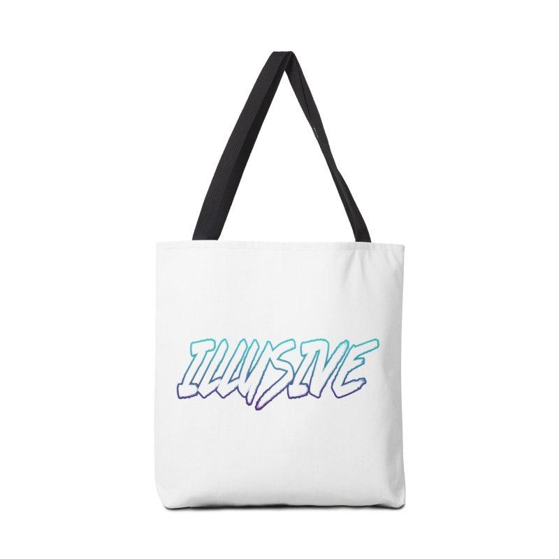 Illusive Logo Accessories Bag by djillusive's Artist Shop