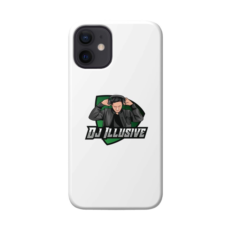 Dj Illusive Gamer Logo Accessories Phone Case by djillusive's Artist Shop