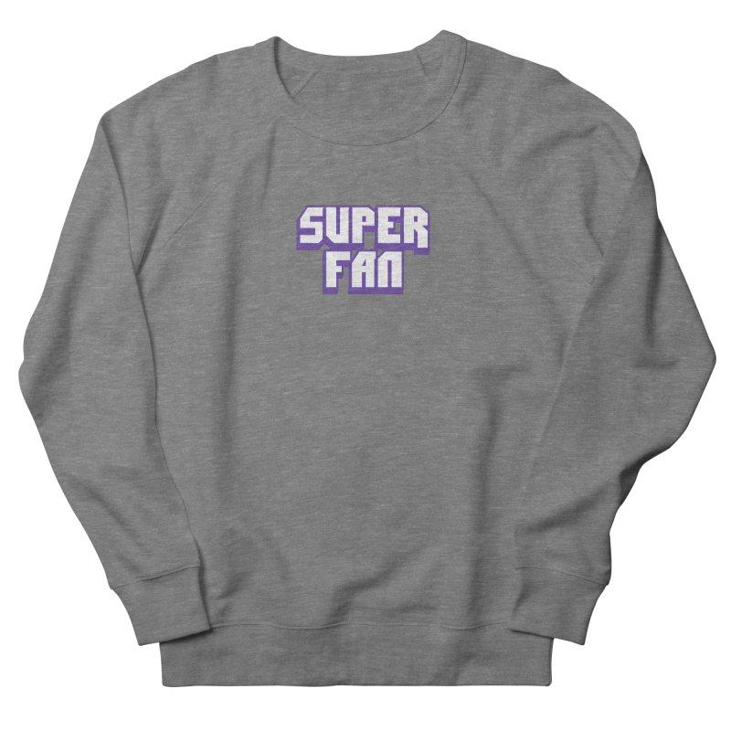 Superfan Women's Sweatshirt by djillusive's Artist Shop