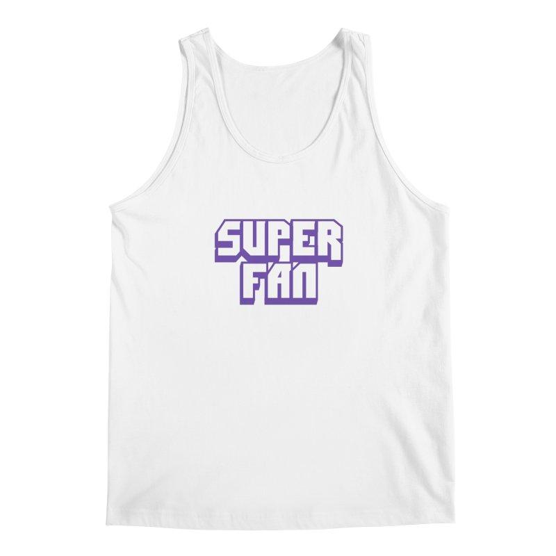 Superfan Men's Tank by djillusive's Artist Shop