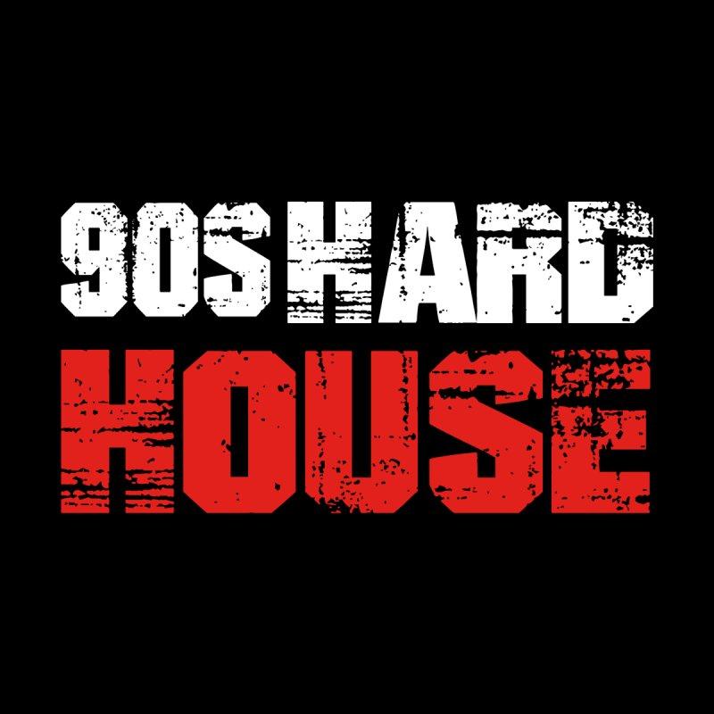 90s Hard House Women's T-Shirt by djjesseo's Artist Shop