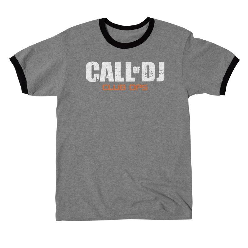 Call of DJ Men's T-Shirt by djjesseo's Artist Shop