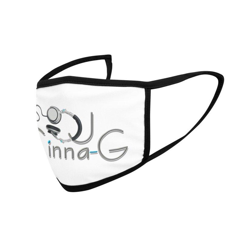 Sinna-G Logo Accessories Face Mask by DJ Sinna-G's Shop