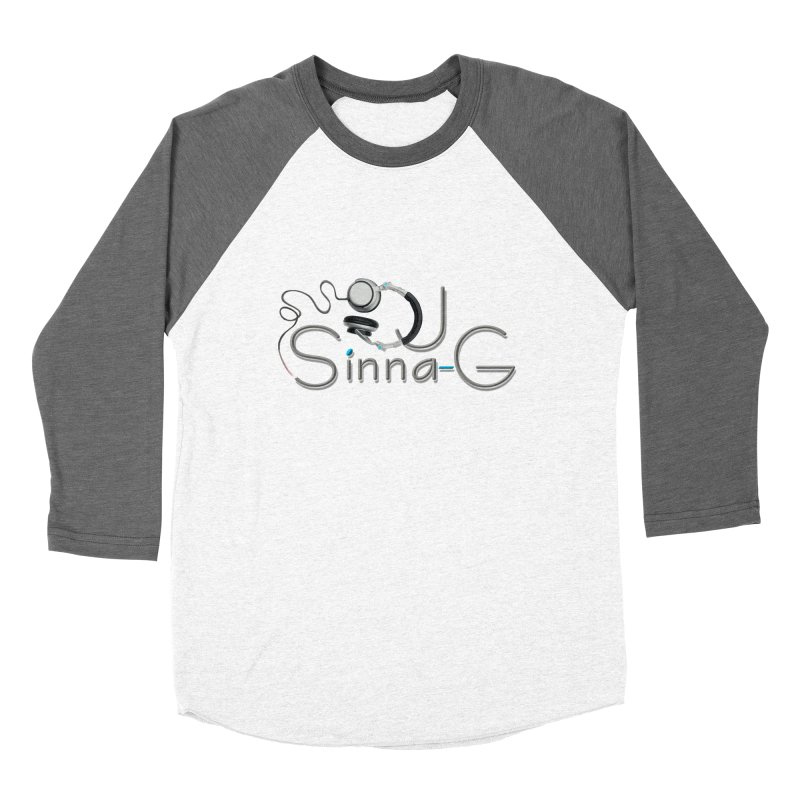 Sinna-G Logo Women's Longsleeve T-Shirt by DJ Sinna-G's Shop