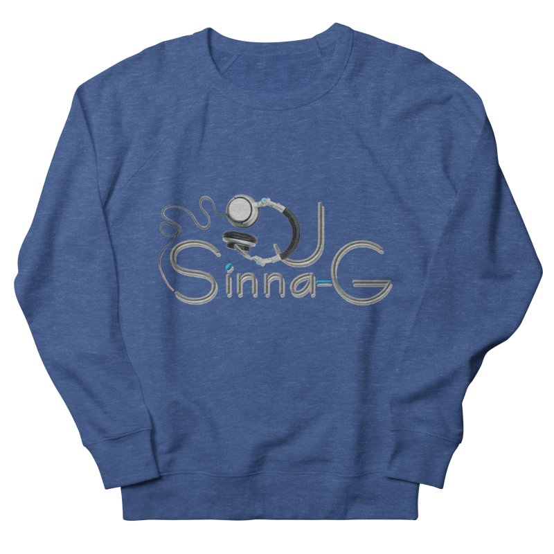 Sinna-G Logo Men's Sweatshirt by DJ Sinna-G's Shop