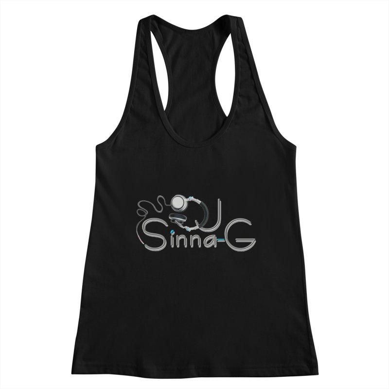 Sinna-G Logo Women's Tank by DJ Sinna-G's Shop