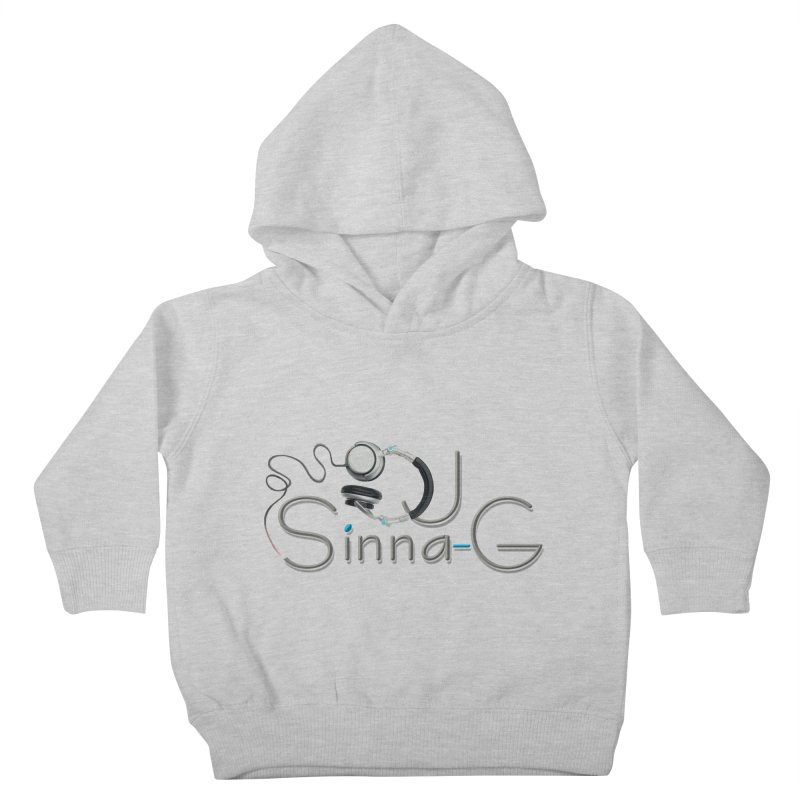 Sinna-G Logo Kids Toddler Pullover Hoody by DJ Sinna-G's Shop