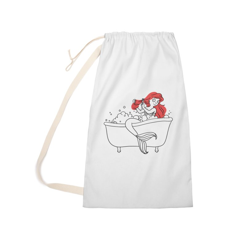 Be Creative Like a Mermaid Accessories Bag by DKR Official Shop