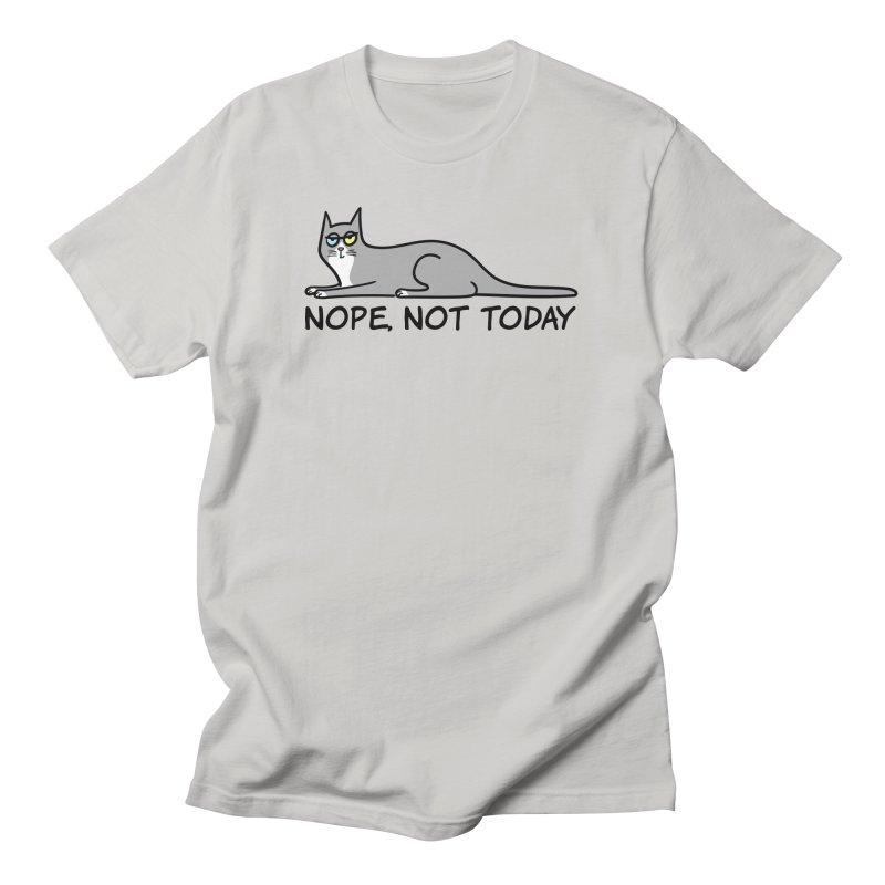Not Today Cat Women's T-Shirt by DKR Official Shop