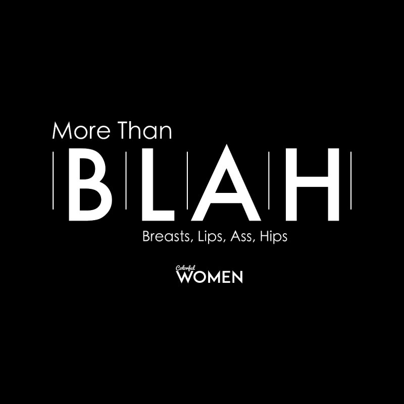 More Than BLAH by DMJStudio Shop