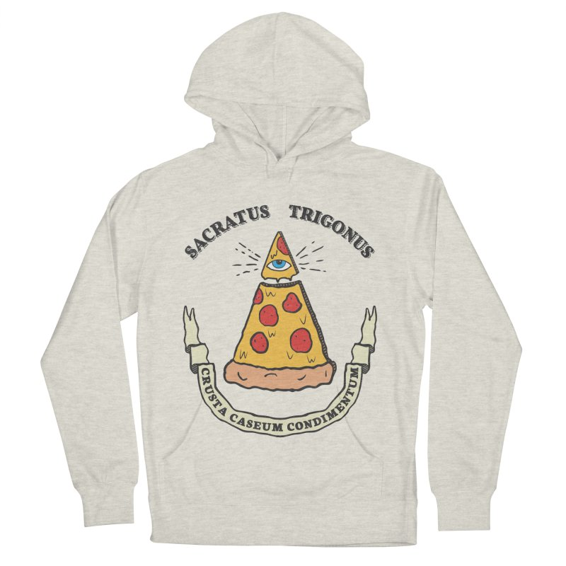 All Seeing Pie Women's Pullover Hoody by Pete Styles' Artist Shop