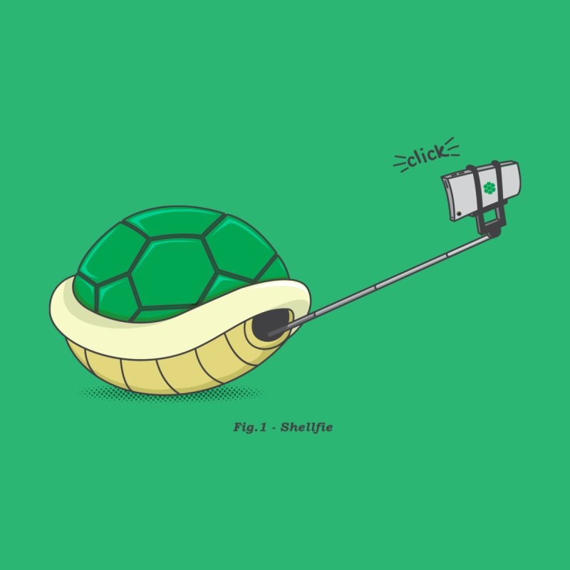 Shellfie by Wasabi Snake