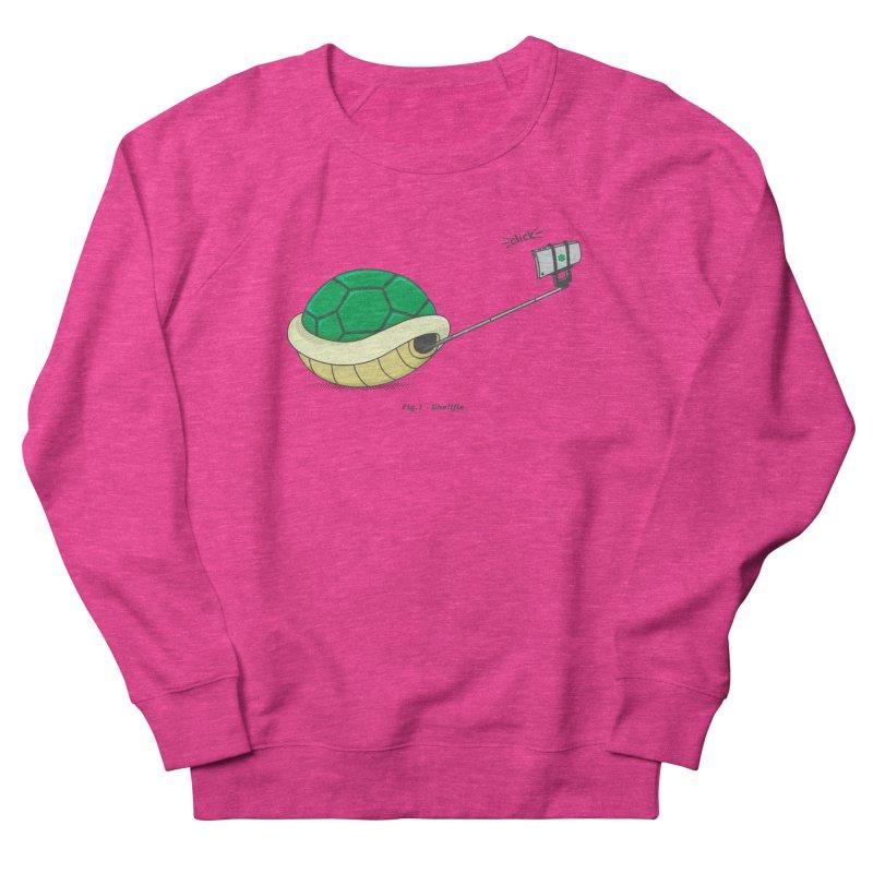 Shellfie Women's Sweatshirt by Pete Styles' Artist Shop